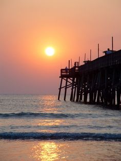 Sunglow Fishing Pier Daytona Beach Shores Ahh, yes just finalized our trip! LUV. LUV. LUV.
