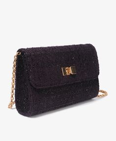 its purple!!! Bouclé Crossbody | FOREVER21 - 1017307364