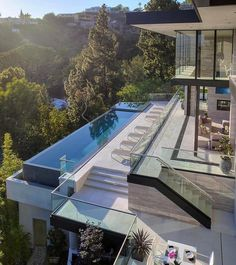 Dream house in the Hollywood Hills