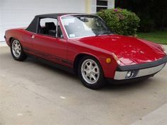 1975 Porsche 914 Maintenance/restoration of old/vintage vehicles: the material for new cogs/casters/gears/pads could be cast polyamide which I (Cast polyamide) can produce. My contact: tatjana.alic@windowslive.com