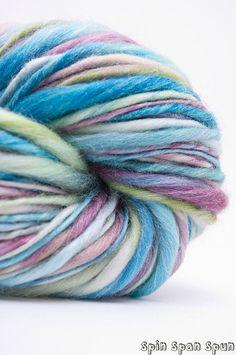 20 Skeins Spun for You, HandSpun and Hand dyed Yarn, Bulky, Singles, 50 yards minimum, Organic Merino, Bulk, Wholesale on SpinSpanSpun on @Etsy