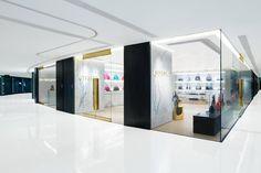 Givenchy store in Ocean Center, Hong Kong »  Retail Design Blog