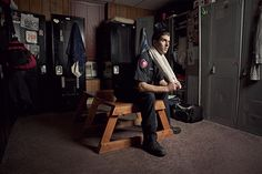Monticello Fire Department by Ryan O. Hicks, via Behance