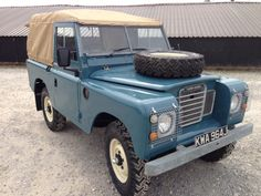 Land Rover® Series 2a *Newly Restored* - John Brown 4x4