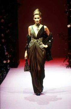 Christian Lacroix - Haute Couture - Runway Collection - WomenFall / Winter 1995
