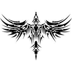 Tribal Tattoo für Schulter und Brust – Just another WordPress site Tribal Animal Tattoos, Tribal Back Tattoos, Tribal Phoenix Tattoo, Tribal Tattoos With Meaning, Tribal Animals, Phoenix Tattoo Design, Eagle Tattoos, Tribal Dragon Tattoos, Tribal Shoulder Tattoos
