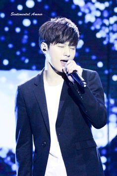 150411 #인피니트 Myungsoo - I Want Music Energy