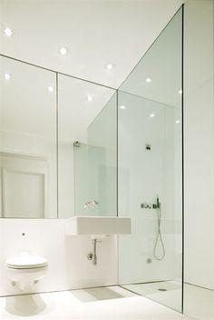 White Loft, Bathroom