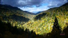 Great Smoky Mountain National Park video <3