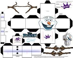 Olaf cubeecraft