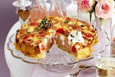 Unser beliebtes Rezept für Feurige Kartoffel-Hack-Torte und mehr als 55.000 weitere kostenlose Rezepte auf LECKER.de.