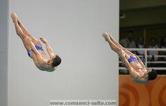 Men's Synchronized Diving - 2004 Athens Olympics 10m platform