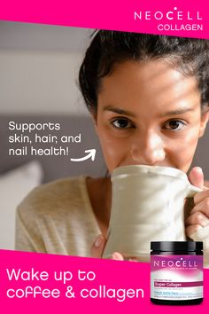 NeoCell's Super Collagen powder supports your skin health from the inside out! Simply add it to your coffee every morning. Tap the Pin to learn more! Beauty Tips For Glowing Skin, Beauty Skin, Beauty Tips List, Flawless Skin Makeup, Pressure Canning Recipes, Dry Skin On Feet, Gym Workout For Beginners, Collagen Powder, Hair Growth Oil