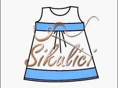 Střih na dětské šatičky Graphic Tank, Tank Tops, Women, Youtube, Fashion, Scrappy Quilts, Moda, Halter Tops, Fashion Styles