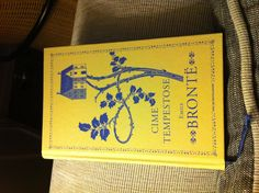 I love book cover, and Bronte.