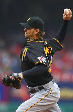 Pittsburgh Pirates  AJ Burnett