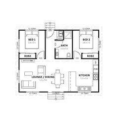 2nd Floor Garage Apartment.