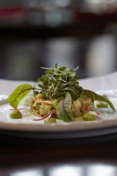 유자 비네그레트의 랍스터 샐러드 Lobster Salad with Yuzu Vinaigrette