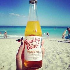 Refresco De Merengue | 45 Things To Eat & Drink In The Dominican Republic