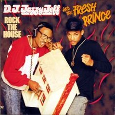 Today in Hip Hop History:DJ Jazzy Jeff & The Fresh Prince. Today in Hip Hop History: DJ Jazzy Jeff & The Fresh Prince released their debut album Rock The HouseMarch 19 1987 Arte Hip Hop, African American Culture, Hip Hop Albums, Hip Hop And R&b, Fresh Prince, Hip Hop Outfits, Film Music Books, Debut Album, Music Is Life