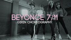 GIRIN Choreography | 7/11 @Beyonce | CUPCAKES | ALA, SORI, BADA Dance Routines, Best Dance, Contemporary Dance, Hip Hop, Cupcakes, Concert, Music, Youtube, Musica