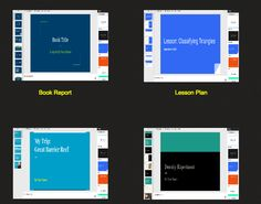 5 Great Presentation Templates for Teachers