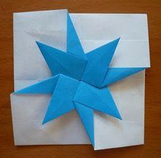 F. ZIEGLER : Origami à Nancy et autres billevesées: Tato étoilé de Jose Meeusen