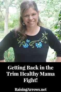 Learning How to Build Trim Healthy Mama Meals + FREE Non-Starchy and Starchy Vegetable Guide | Raising Arrows