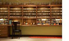 Herb room!