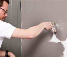 Slik maler du betonglook med trendy kalkmaling