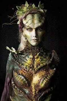 Laura's interpretation of Mother Earth on '' Face Off '' 2013