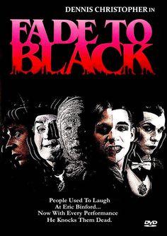 FADE TO BLACK DVD