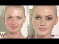 Lily Lolo Make Up Tutorial - YouTube