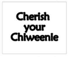 Chiweenies