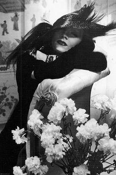1932: Marlene, photographed by Edward Steichen