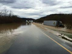 April flood 2015