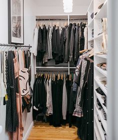 Raise the Bar(s) | With these strategies up your sleeve, your bedroom closet will feel surprisingly spacious.