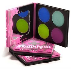 Sugarpill Cosmetics 4-Color Palette