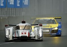 Audi 24 Hours winners at the Norisring, R18 e-tron quattro and R8 LMS ultra