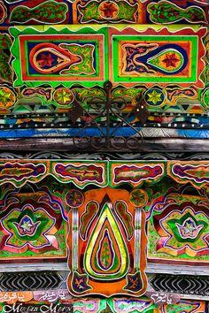 Pakistani Trucks by Musab Mian on Flickr.