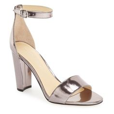 Women's Ivanka Trump 'Emalyn' Block Heel Sandal (359.525 COP) ❤ liked on