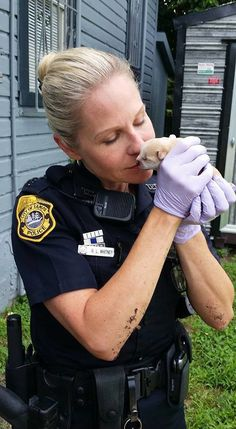 The police intervened, rescued the pups, and took them to a local shelter.