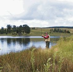 Of Lochs, Laughs and Belfast, Mpumalanga - Flyfishing
