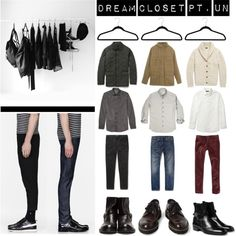 """Dream Closet Pt. Un"" by brianwilder on Polyvore"