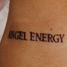 172 images about Tatoo ♣️ on We Heart It Rebellen Tattoo, Fake Tattoo, Piercing Tattoo, Get A Tattoo, Tattoo Quotes, Angel Quote Tattoo, 777 Tattoo, Tattoo Phrases, Tattoo Fonts