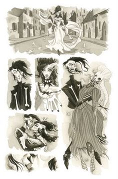 gris grimly | Gris Grimly's Frankenstein: December 2009