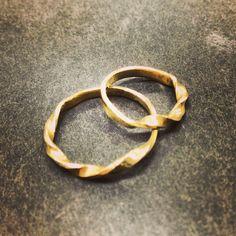 真鍮 ring