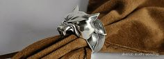 The Hound Sandor Clegane House Clegane Ring by SilverLabCreations