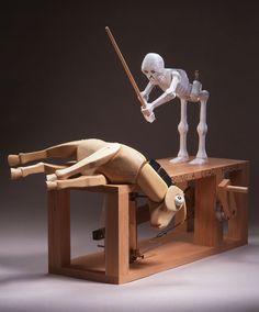 Flogging a Dead Horse.  Paul Spooner