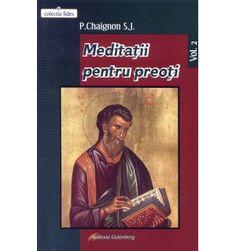 Meditaţii pentru preoţi -Vol. II Baseball Cards
